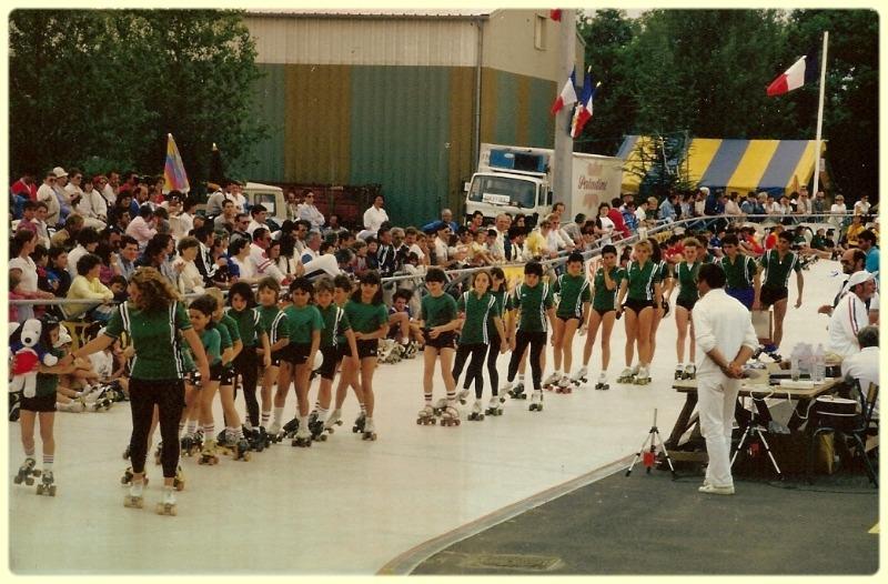 1986 Inaugurationn de la piste